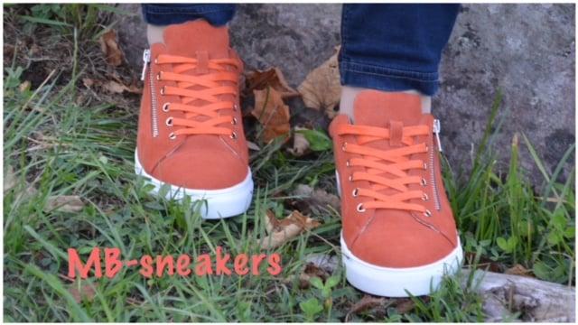 frisk opp sko