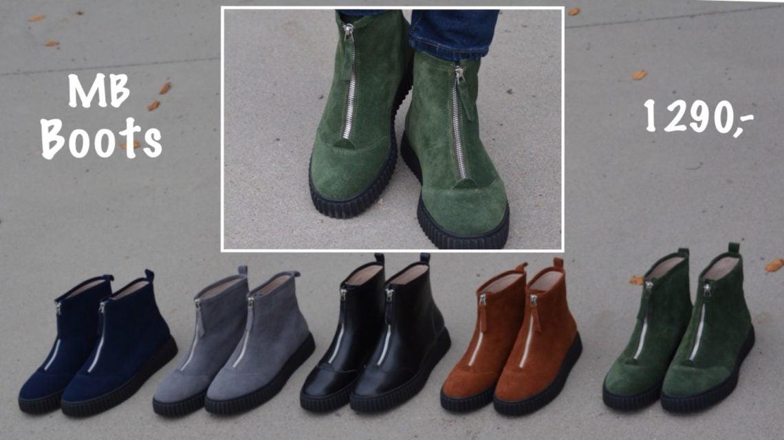 20% på alle vesker og sko alt fra eget norsk design! Fri